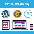 Tvroba webu vo WordPress CMS || Premium Solutions