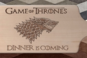 Game of Thrones doska na krajanie