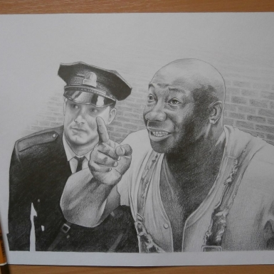 The green mile (John Coffey)