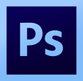 Logo v programe Adobe Photoshop