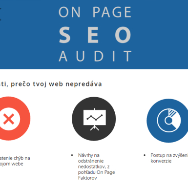 On Page SEO Audit